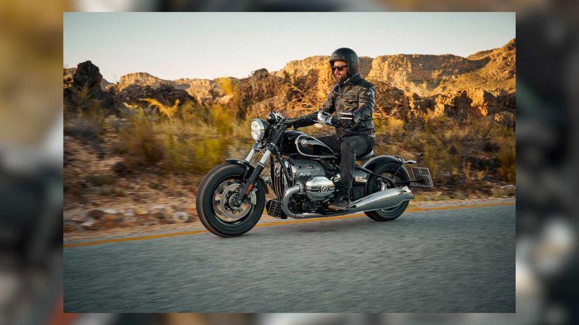 BMW mostra nova moto R18 2021