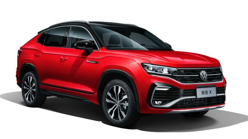 Volkswagen lança Tayron X 2020 na China