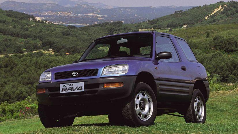 Toyota comemora marca de 10 milhões de unidades vendidas do RAV4