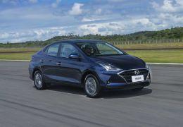Hyundai anuncia promoção para o HB20S