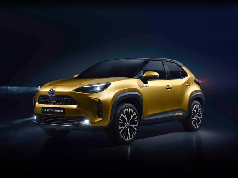 Toyota apresenta novo Yaris Cross