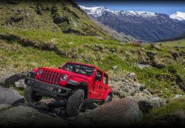 Jeep Wrangler ganha versão Rubicon com configuração mais extrema