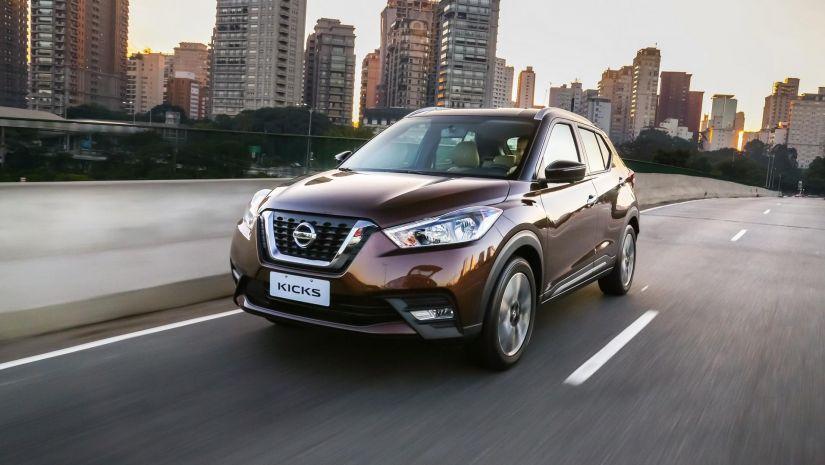 Nissan anuncia promoção para venda de Kicks e Frontier