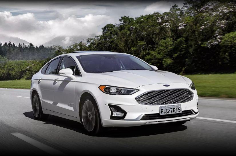 Ford confirma fim de linha do Fusion no Brasil