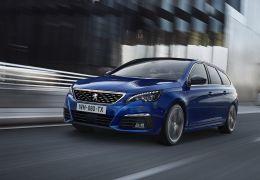 Novo Peugeot 308 deve ganhar uma versão híbrida com mais de 300 cv