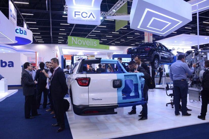 Fiat Chrysler anuncia prejuízo de 1,7 bilhão de euros no 1º trimestre de 2020