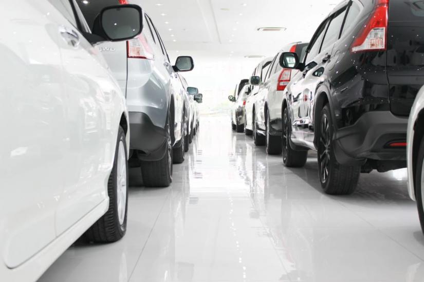 Vendas de veículos usados caem 83% em abril
