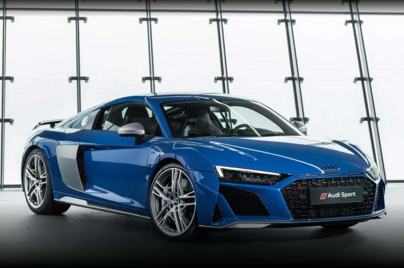 Audi confirma novo R8 no Brasil para o 2º semestre de 2020