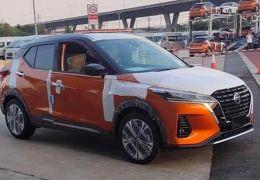 Nissan divulga data oficial de estreia do novo Kicks 2021