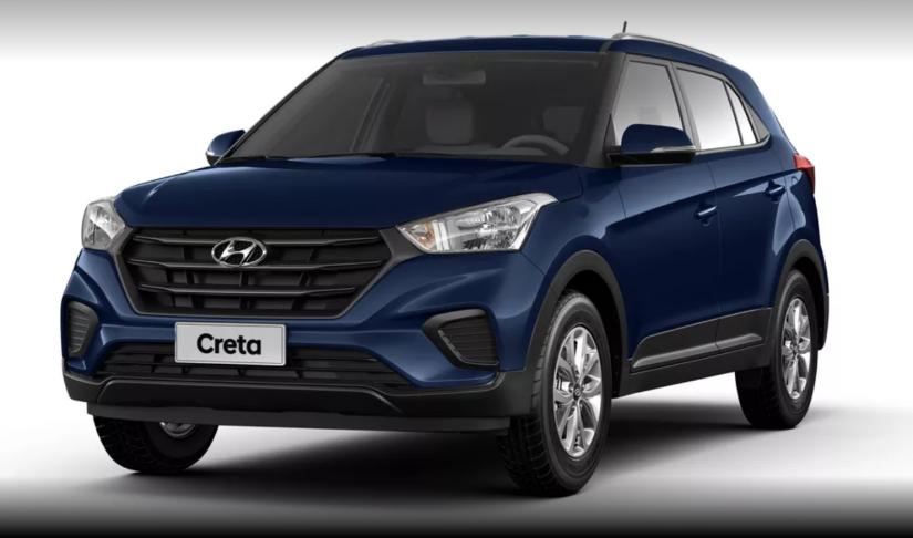 Hyundai anuncia nova versão do Creta por R$ 79.990