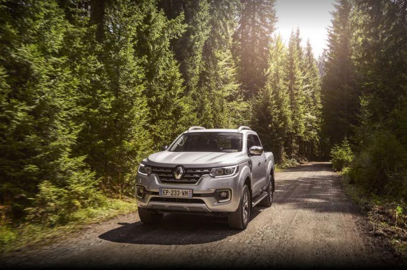Renault afirma que vai começar produção da picape Alaskan na Argentina