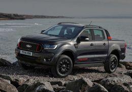 Ford Ranger ganha nova versão com mais esportividade