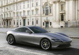 Ferrari confirma Roma para o Brasil no 2º semestre