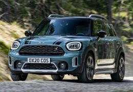 Mini Countryman 2021 ganha novo visual e mais equipamentos