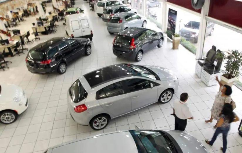 Vendas de veículos caem 74,7% em maio de 2020. Confira os carros mais vendidos
