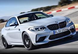 BMW M2 Competition é lançado no Brasil por R$ 439.950