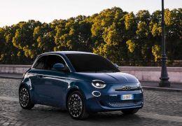 Fiat 500 elétrico estreia com edição de luxo