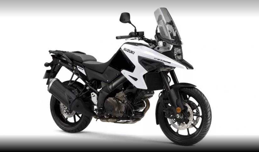 Suzuki registra projeto da V-Strom 1050 no Brasil
