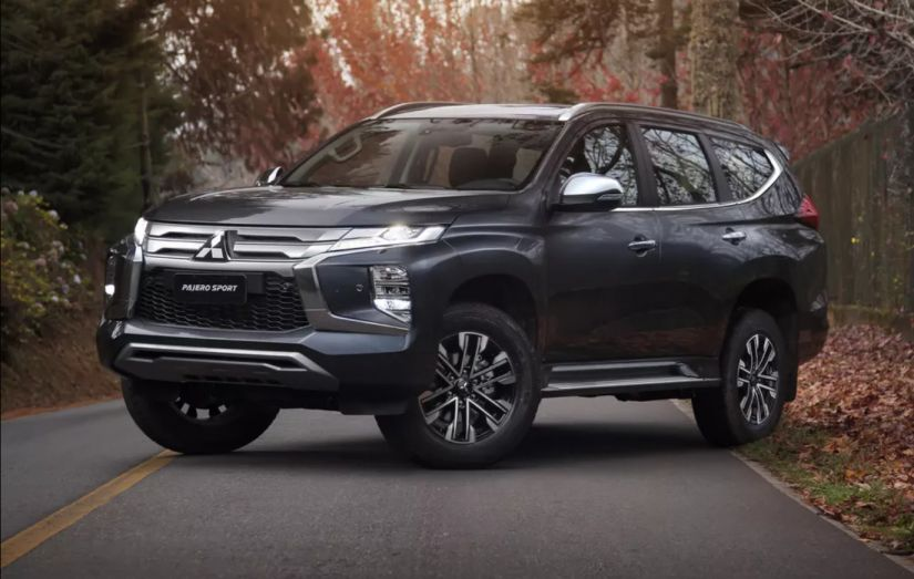 Mitsubishi anuncia nova versão da Pajero Sport