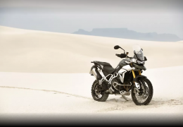 Triumph lança nova Tiger 900 no Brasil