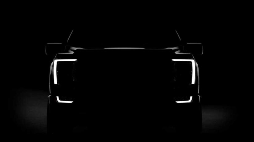 Ford lança teaser da nova F-150 com destaque para a iluminação em LED