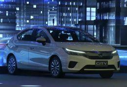 Novo Honda City começa a ser produzido na Índia