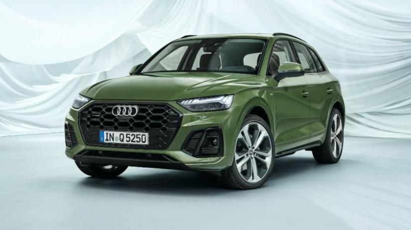 Audi apresenta novo Q5 com reestilização