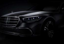 Mercedes-Benz promete revelar novo Classe S 2021 para setembro