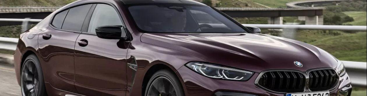 BMW anuncia pré-venda do M8 Gran Coupé Competition no Brasil