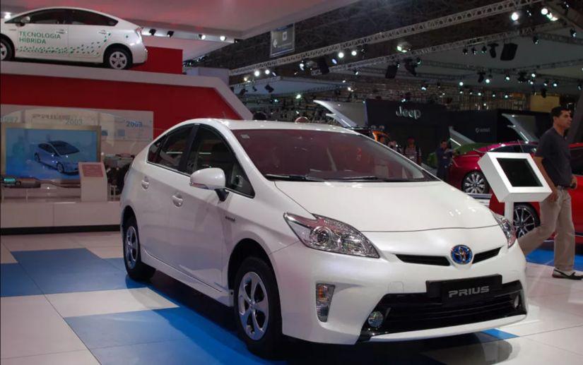 Honda e Toyota anuncia recall para Prius, HR-V, Civic e Accord