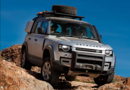 Nova geração do Land Rover Defender chega nas lojas brasileiras