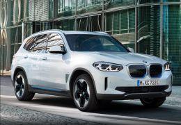 BMW apresenta seu primeiro SUV 100% elétrico