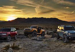Ford apresenta oficialmente nova família Bronco