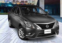 Nissan altera nome de Versa para linha 2021 e anuncia preço do carro no Brasil