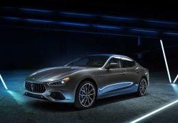 Maserati apresenta primeiro modelo eletrificado com propulsão híbrida de 334 cv