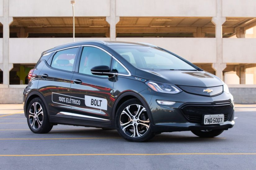 GM terá picape elétrica para competir com Tesla
