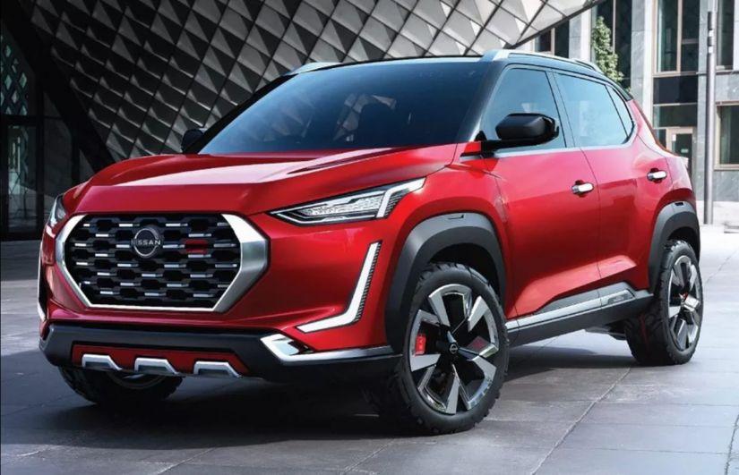 Nissan vai lançar novo Magnite na Índia ainda neste ano
