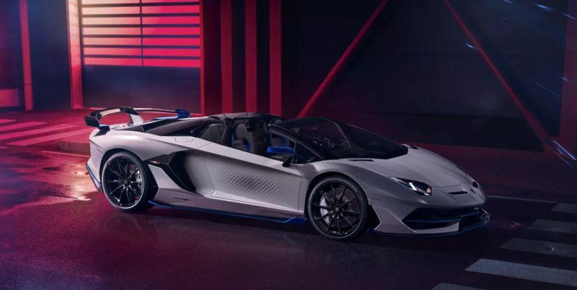 Lamborghini venderá edição limitada do Aventador pela internet
