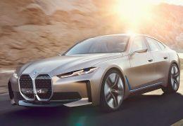 BMW confirma produção do novo i4 para 2021