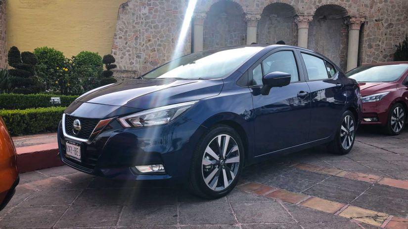 Nissan confirma lançamento do novo Versa para o último trimestre no Brasil