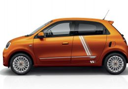 Renault Twingo elétrico será lançado com visual de série limitada