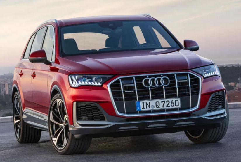 Audi começa pré-venda do novo Q7 no Brasil