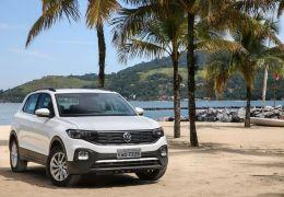T-Cross 2021 terá VW Play e eliminará versão manual