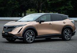 Nissan registra patente do SUV elétrico Ariya no Brasil