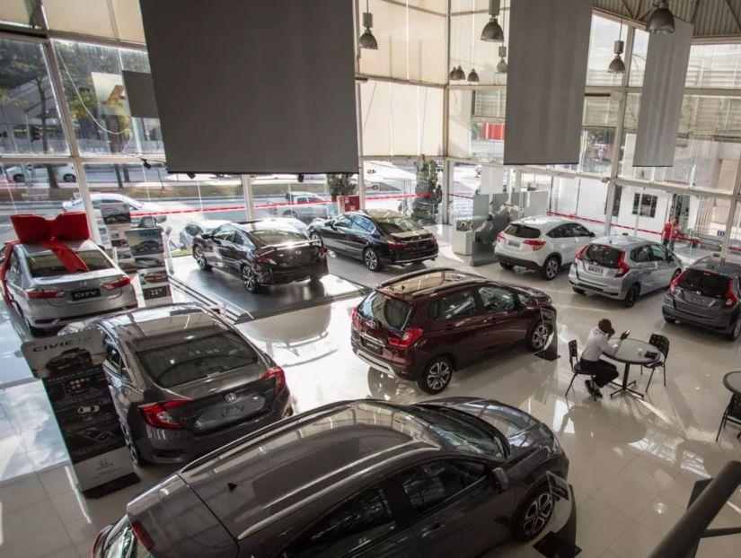 Venda de veículos sobre 31% em julho. Confira os mais vendidos