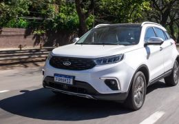 Ford lança novo Territory no Brasil a partir de R$ 165.900