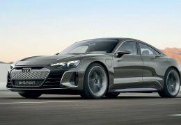 Audi e-Tron GT deve ser lançado no Brasil a partir de 2021