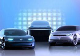 Hyundai transforma Ioniq em divisão de elétricos