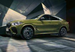 BMW lança novo X6 M no Brasil