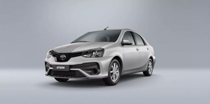 Toyota lança Etios 2021 por preços que partem de R$ 55.390